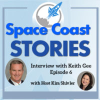Coverart for Space Coast Stories Podcast Interview with Keith Gee