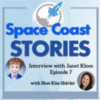 Podcast Featured Image and Coverart with Guest Janet Kloes