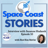 Podcast Coverart for interview with Susanne Hudacek of StopNMail