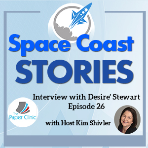 Episode 26 Interview with Desire' Stewart