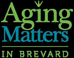 Logo for Aging Matters in Brevard